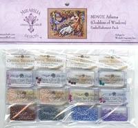 Athena - Goddess of Wisdom Embellishment Pack