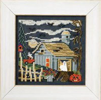 2007 Autumn Button & Bead-Midnight Farm