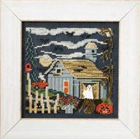 2007 Autumn Button & Bead-Midnight Farm