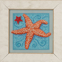 2016 Spring Button & Bead - Star Fish