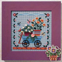 2006 Spring Button & Bead-Welcome Wagon