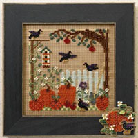 2006 Autumn Button & Bead-Pumpkin Patch