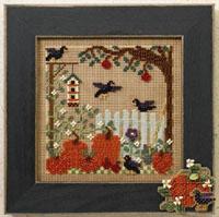 2006 Autumn Button & Bead-Pumpkin Patch