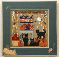 2006 Autumn Button & Bead-Bountiful Kitties