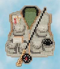 2016 Spring Bouquet - Fishing Vest