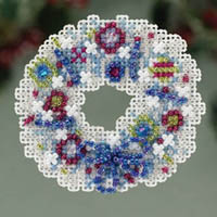 2013 Winter Holiday - Crystal Wreath