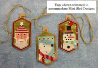 Gift/Ornament Tag on String