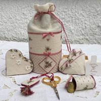 Elizabeth Sewing Box