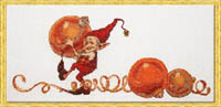 1, 2, 3,---Christmas
