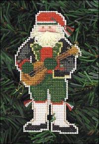 Old Time Santa Kit - Babbo Natale