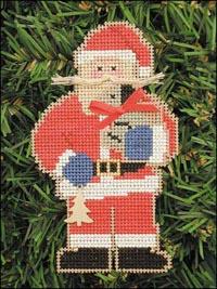 Old Time Santa Kit - Puppy Santa