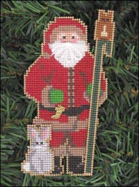 Old Time Santa Kit - Woodland Santa