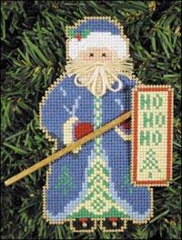 Old Time Santa Kit - Ho Ho Ho Santa
