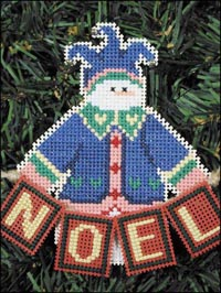 Snow Folks Kit - Noel Snow