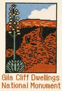Gila Cliff Dwellings Kit