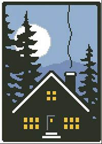 Home Sweet Home Kit -Original artwork by Michael Schwab