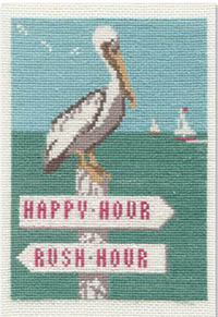 Happy Hour/Rush Hour Kit - The Coastal Collection Original artwork by Joel Anderson