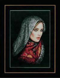 Women in Veil Kit