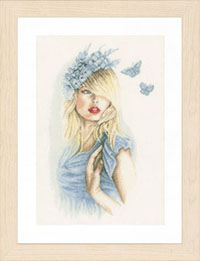 Blue Butterflies Kit