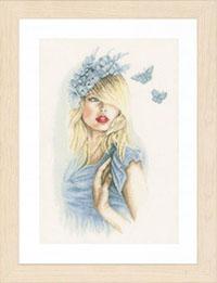 Blue Butterflies Kit