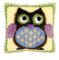 Mr. Owl Pillow