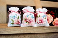 Flowers and Butterflies II Potpourri Bags Kit