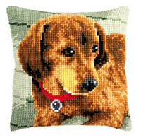 Dachshund Cushion Kit