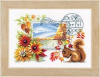Autumn Stamp Kit