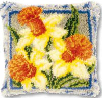 Daffodils Cushion Kit