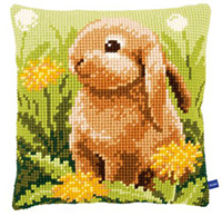 Little Hare Cushion Kit
