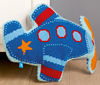 Aeroplane I Shaped Cushion Kit