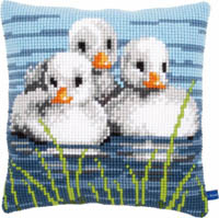 Duckling in Water Cushion Kit