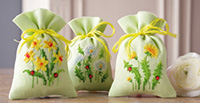 Dandelions Potpourri Bags Kit