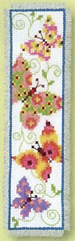 Butterflies Flapping I Bookmark Kit