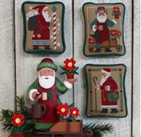 Santas Revisited 3