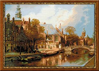 Amsterdam, The Old Church & Chursh of St. Nicholas Kit