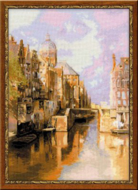 Amsterdam, Channel Audezeyts Forburgval Kit