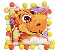 Little Dragon Cushion Kit