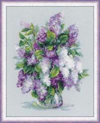 Gentle Lilac Kit
