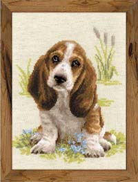 Basset Hound Puppy Kit