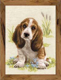 Basset Hound Puppy Kit