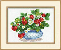 Basket of Strawberries Kit