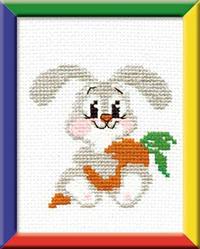 Bee Happy - Lop-Eared Bunny Kit