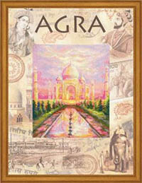 Agra - Cities of the World Kit