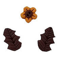 Autumn (Div of Nature) Button Pack from Stoney Creek