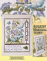 Flowers of the Month - August