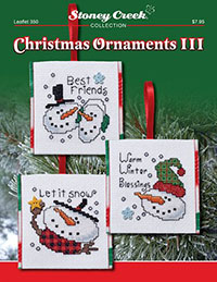Christmas Ornaments III