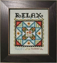 Quilted With Love - Relax