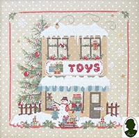 Christmas Avenue - Toy Shop