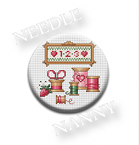 Count Blessings Needle Needle Nanny by Sue Hillis Designs